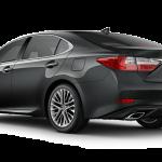 التصميم الخلفي للسيارة لكزس ES 2017 - 463455