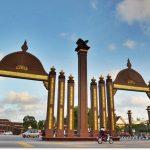 مدينة كوتا بهارو الإسلامية في ماليزيا