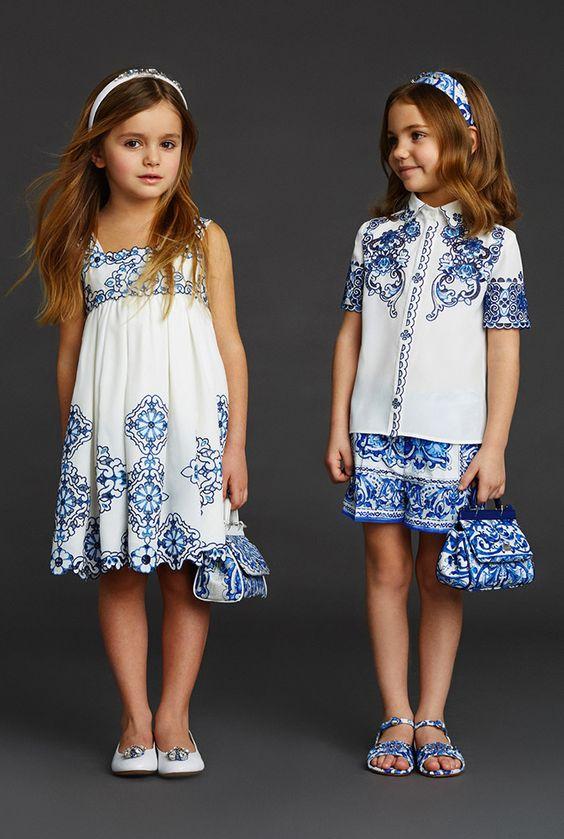0fcd50e7c أزياء باللون الأبيض و الأزرق | المرسال