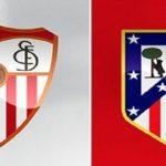 مقارنة ما بين بطولات أشبيلية وأتليتكو مدريد