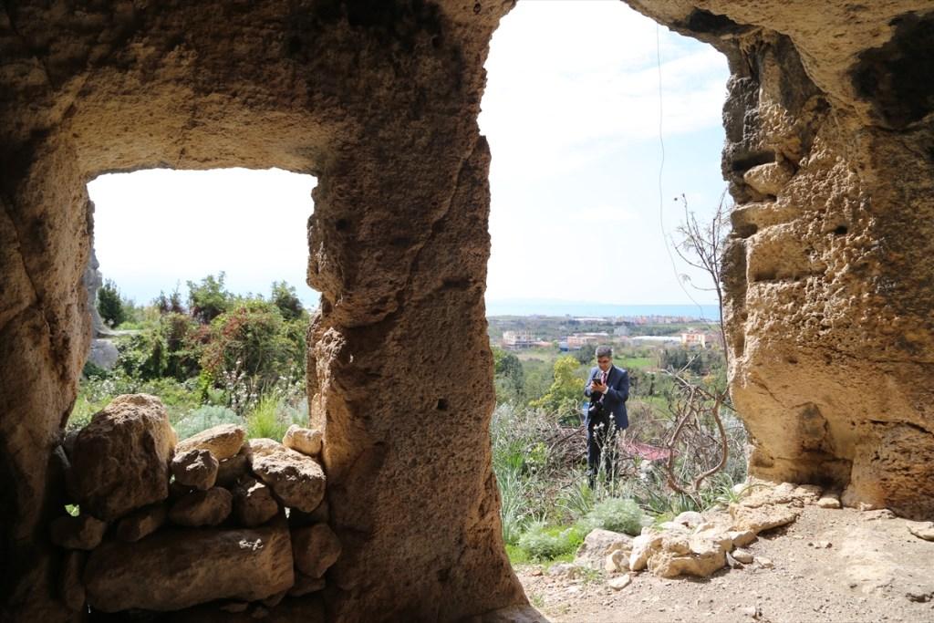 الأماكن الأثرية في هطاي