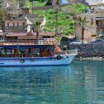 فنادق عائمة فوق الفرات في تركيا