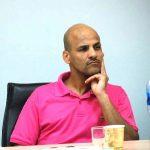 الناشط السياسي عبد الحكيم الفضلي