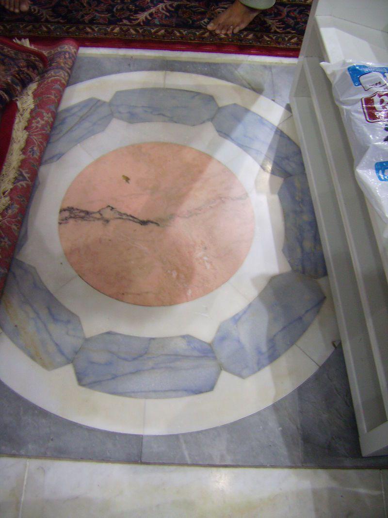 هل تعلم اين يوجد بئر حاء ؟ -حاء-في-المسجد-النبوي