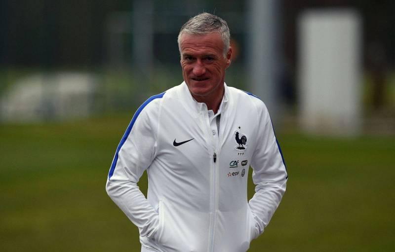 ديشامب مدرب فرنسا
