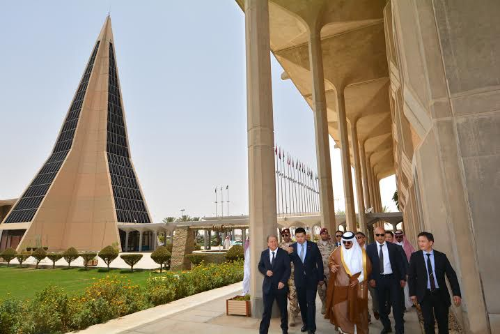 جامعة نايف العربية للعلوم الأمنية المرسال