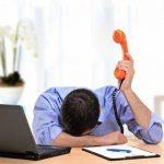 ضغوط العمل ،و كيفية التعامل معها