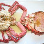 كيفية طبخ سرطان البحر