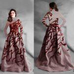 فساتين زفاف و خطوبة عصرية و مختلفة من تصميم زينة كاش (Zeina Kash)