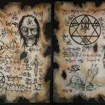 مخطوط العزيف أكثر كتب السحر رعب في التاريخ
