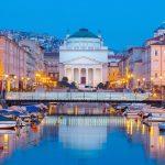 مدينة تريستي الايطالية