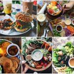 مقاهي في بالي لتناول الطعام العضوي الصحي