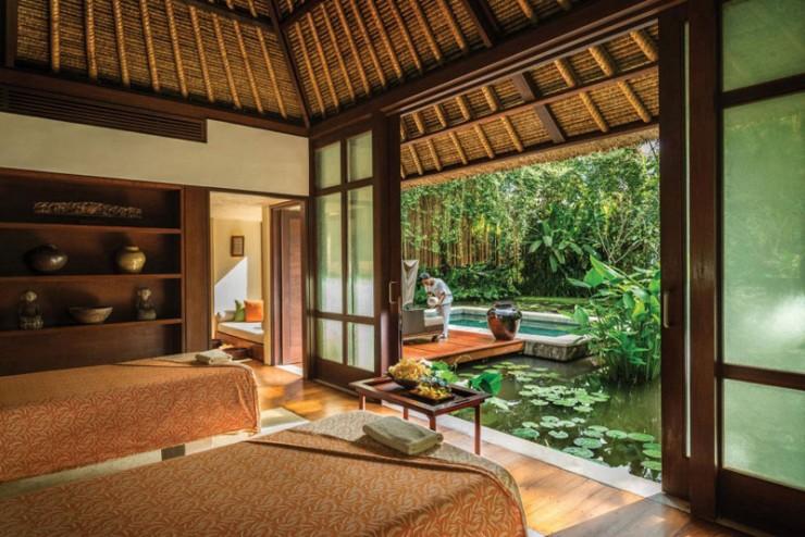 منتجع Ayung Spa, Bali's Hanging Gardens