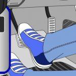 عند تعطل الفرامل ( المكابح) .. إليك خطوات توقف السيارة بشكل آمن