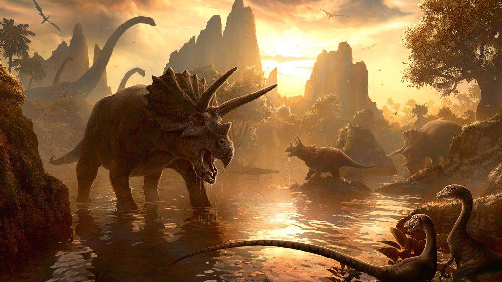 حقائق عن الديناصورات