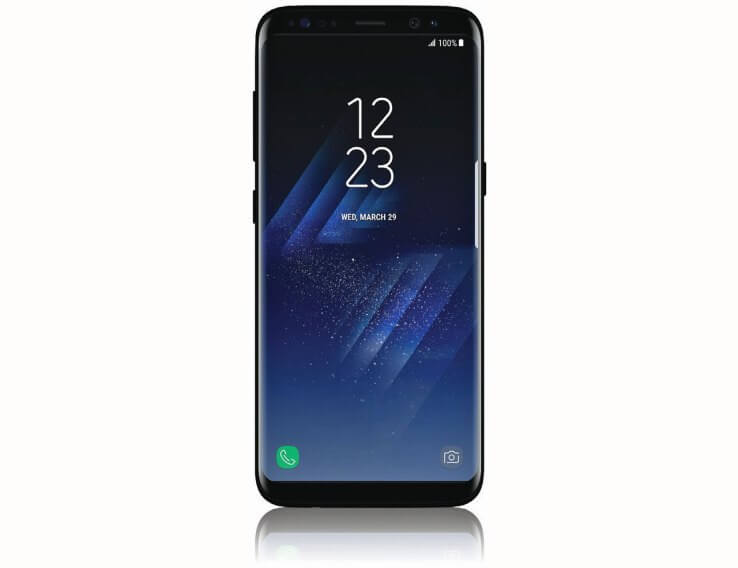 عيوب سامسونج Galaxy S8