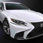Lexus LS F-Sport 2018 - 475512
