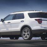 التصميم الجانبي للسيارة فورد اكسبلورر 2018 - 475658