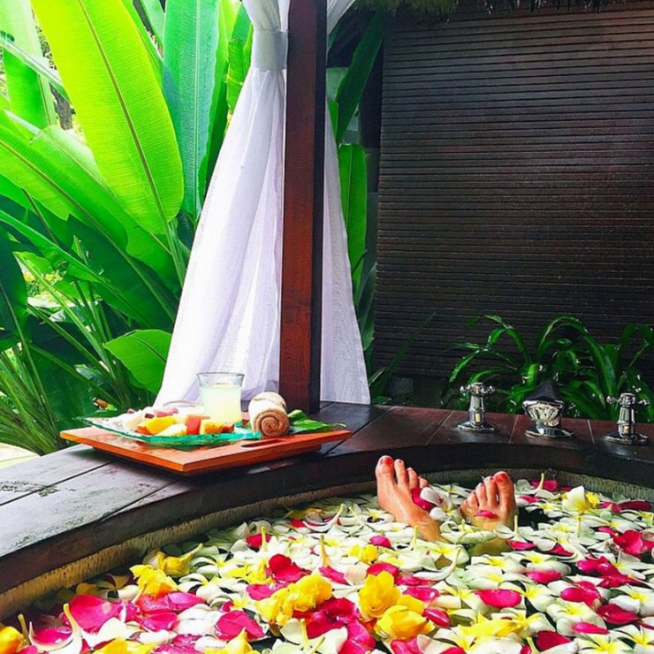 Take a sensory journey beside the majestic Petanu River – The Spa at Maya Resort