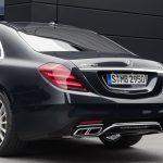 التصميم الخلفي للسيارة مرسيدس S-Class 2018 - 475973
