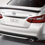التصميم الخلفي للسيارة نيسان التيما 2017 - 475627