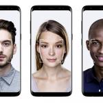 كيف يمكن تجاوز خاصية التعرف على الوجهة للجوال Galaxy S8 ؟