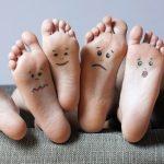 امراض يمكن كشفها عن طريق القدم