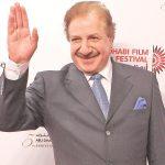 الإعلامي والممثل الكويتي محمد المنصور