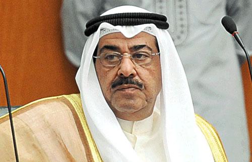 سيرة أحمد الحمود الجابر الصباح المرسال