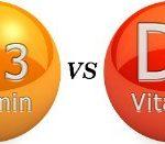 الفرق بين فيتامين D2 و D3