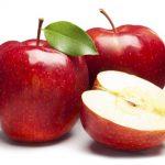 ماهي الفيتامينات التي يحتوي عليها التفاح