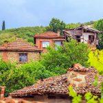 قرية بيرغي من قرى إقليم إيجة الساحر