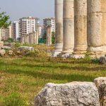 مدينة الشمس في مرسين المدينة التاريخية الغنية بالأثار القديمة