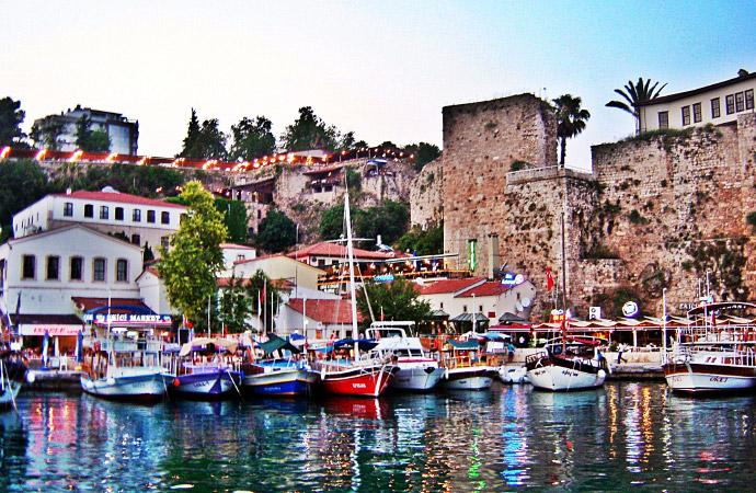 نتيجة بحث الصور عن المدينة القديمة أنطاليا