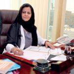 الدكتورة سلوى الهزاع تفوز بأعلى شهادة فخرية من جامعة سويسرية
