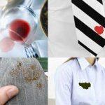 كيفية التخلص من بقع الرمان و الشاي والقهوة