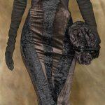 مجموعة أزياء من تصميم دونا كاران (Donna Karan)