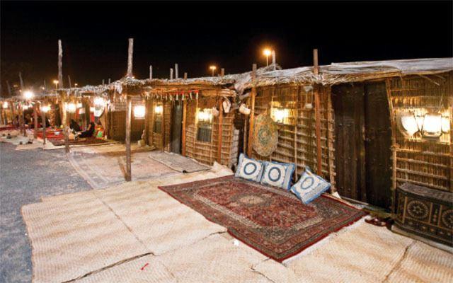 قرية التراث الثقافية في أبو ظبي