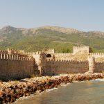 قلعة معمورة أكبر القلاع داخل تركيا