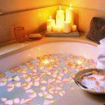 كيفية تحضير الحمام الملحي في المنزل