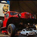 متحف الإمارات الوطني للسيارات في أبوظبي