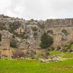 تعرف على مدينة أولبا  الأثرية الواقعة في جنوب تركيا