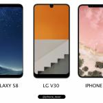 الجوال LG V30 .. هل ينافس جالكسي S8 و ايفون 8 ؟