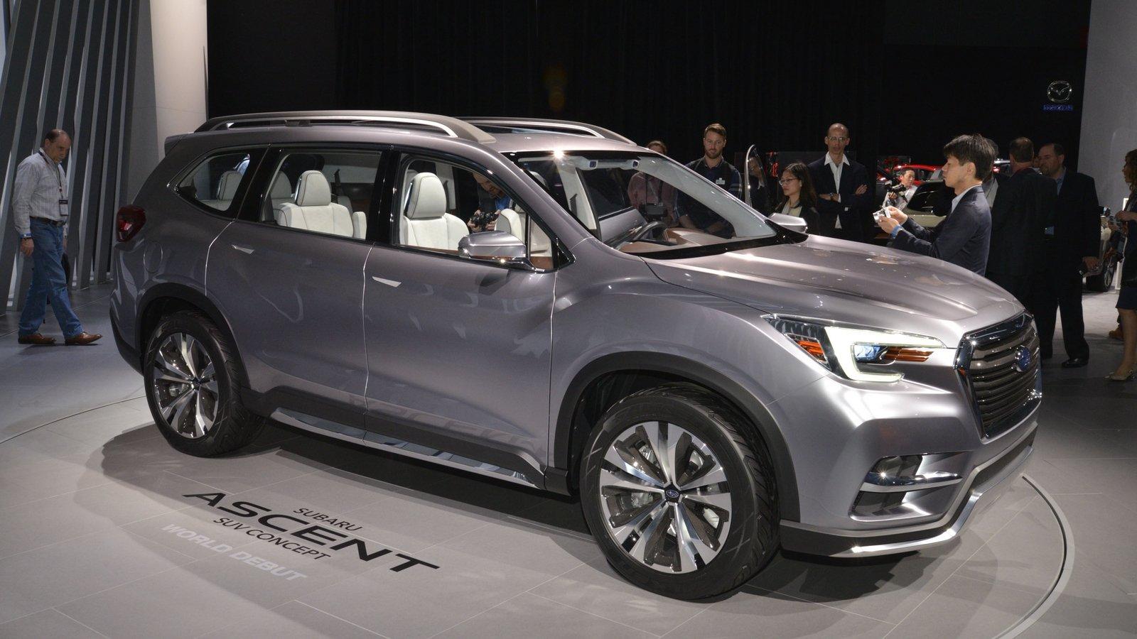 Subaru Neuheiten 2018 >> سوبارو اسنت 2018 الاختبارية | المرسال