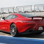 التصميم الخلفي للسيارة مرسيدس AMG GT S 2017 - 485620
