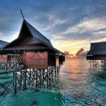 جزيرة كابالاي في ماليزيا