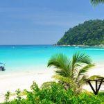 جزيرة بيرهينتاين في ماليزيا