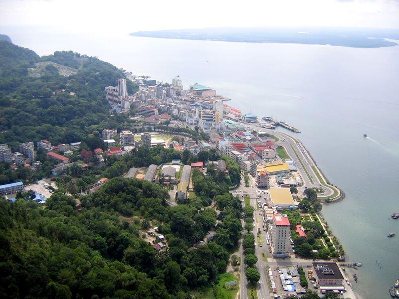 مدينة سانداكان الماليزية Sandakan-city-malaysia2