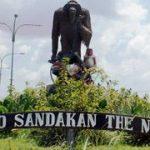 مدينة سانداكان الماليزية