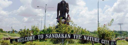مدينة سانداكان الماليزية Sandakan-city-malaysia3